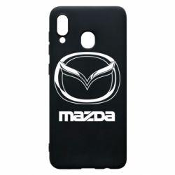 Чехол для Samsung A20 Mazda Small