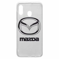 Чехол для Samsung A30 Mazda Small