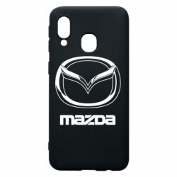 Чехол для Samsung A40 Mazda Small