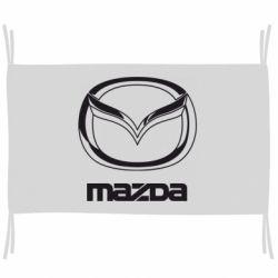 Флаг Mazda Small