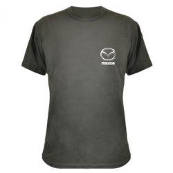 Камуфляжная футболка Mazda Small - FatLine