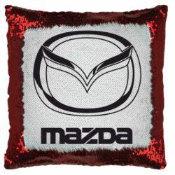 Подушка-хамелеон Mazda Small