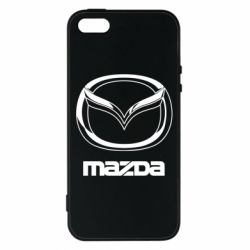 Чехол для iPhone5/5S/SE Mazda Small