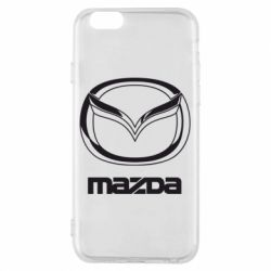 Чехол для iPhone 6 Mazda Small
