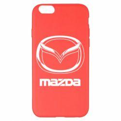 Чехол для iPhone 6 Plus/6S Plus Mazda Small