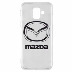 Чехол для Samsung A6 2018 Mazda Small