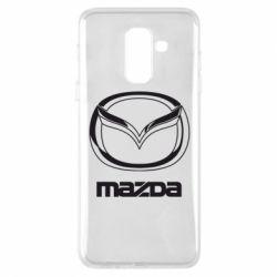 Чехол для Samsung A6+ 2018 Mazda Small