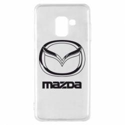 Чехол для Samsung A8 2018 Mazda Small