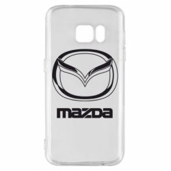 Чехол для Samsung S7 Mazda Small
