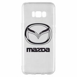 Чехол для Samsung S8+ Mazda Small