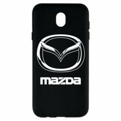 Чехол для Samsung J7 2017 Mazda Small