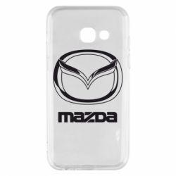 Чехол для Samsung A3 2017 Mazda Small