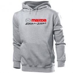 Толстовка Mazda Zoom-Zoom - FatLine