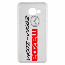 Чохол для Samsung A3 2016 Mazda Zoom-Zoom