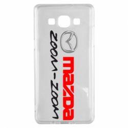 Чохол для Samsung A5 2015 Mazda Zoom-Zoom