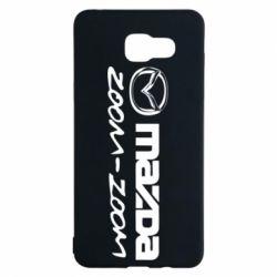 Чохол для Samsung A5 2016 Mazda Zoom-Zoom