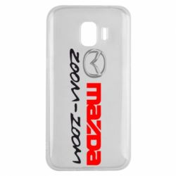 Чохол для Samsung J2 2018 Mazda Zoom-Zoom