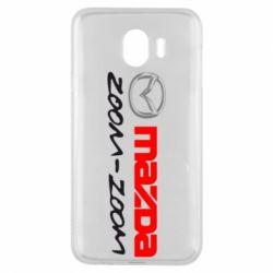 Чохол для Samsung J4 Mazda Zoom-Zoom