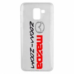 Чохол для Samsung J6 Mazda Zoom-Zoom