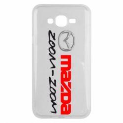 Чохол для Samsung J7 2015 Mazda Zoom-Zoom