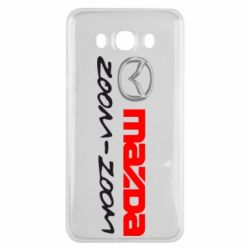 Чохол для Samsung J7 2016 Mazda Zoom-Zoom
