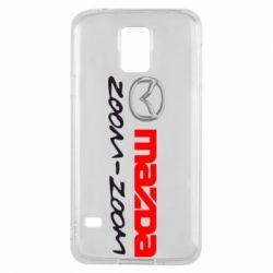 Чохол для Samsung S5 Mazda Zoom-Zoom