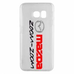 Чохол для Samsung S6 EDGE Mazda Zoom-Zoom