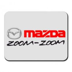 Коврик для мыши Mazda Zoom-Zoom - FatLine