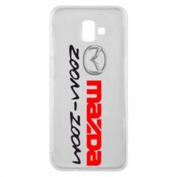 Чохол для Samsung J6 Plus 2018 Mazda Zoom-Zoom