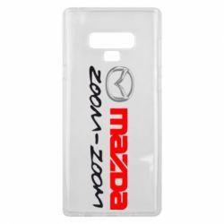 Чохол для Samsung Note 9 Mazda Zoom-Zoom