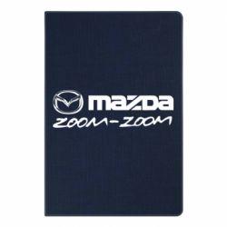 Блокнот А5 Mazda Zoom-Zoom