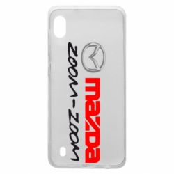 Чохол для Samsung A10 Mazda Zoom-Zoom