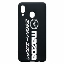 Чохол для Samsung A30 Mazda Zoom-Zoom