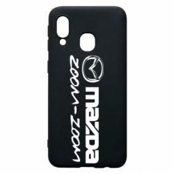 Чохол для Samsung A40 Mazda Zoom-Zoom