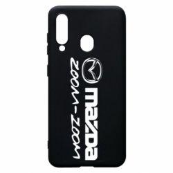 Чохол для Samsung A60 Mazda Zoom-Zoom
