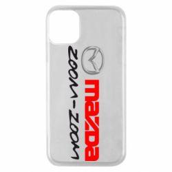 Чохол для iPhone 11 Pro Mazda Zoom-Zoom