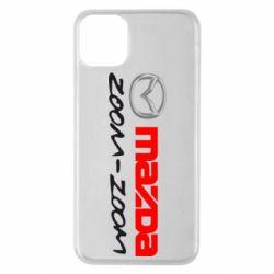 Чохол для iPhone 11 Pro Max Mazda Zoom-Zoom