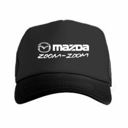 Кепка-тракер Mazda Zoom-Zoom - FatLine