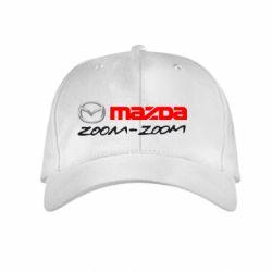 Детская кепка Mazda Zoom-Zoom - FatLine