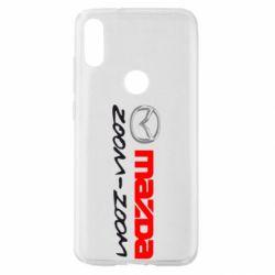 Чехол для Xiaomi Mi Play Mazda Zoom-Zoom