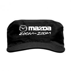 Кепка милитари Mazda Zoom-Zoom