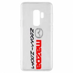 Чохол для Samsung S9+ Mazda Zoom-Zoom