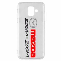 Чохол для Samsung A6 2018 Mazda Zoom-Zoom