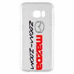 Чохол для Samsung S7 EDGE Mazda Zoom-Zoom