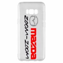 Чохол для Samsung S8+ Mazda Zoom-Zoom