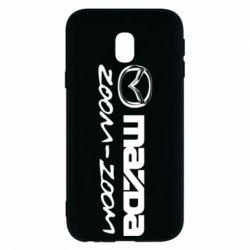 Чохол для Samsung J3 2017 Mazda Zoom-Zoom