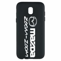 Чохол для Samsung J5 2017 Mazda Zoom-Zoom