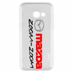 Чохол для Samsung A3 2017 Mazda Zoom-Zoom