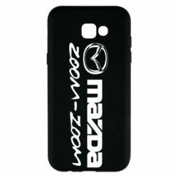 Чохол для Samsung A7 2017 Mazda Zoom-Zoom