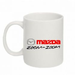 Кружка 320ml Mazda Zoom-Zoom - FatLine